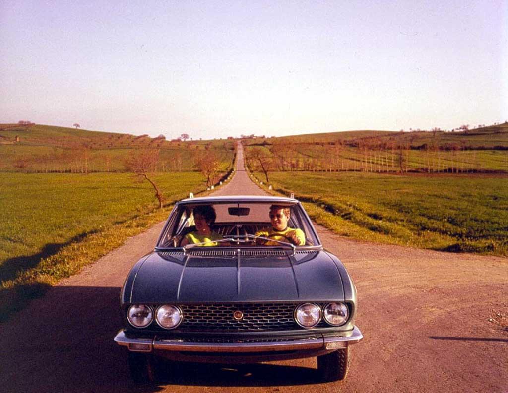 Photo FIAT dino coupe
